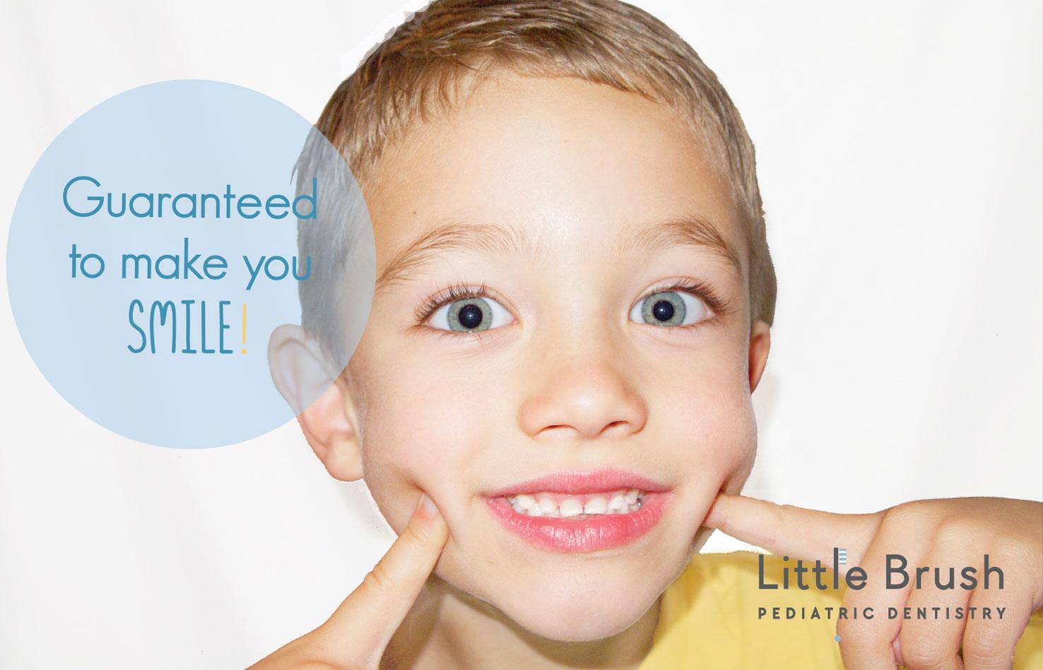 Little Brush Pediatric Dentistry collateral